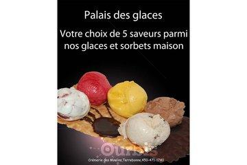 Crémerie Des Moulins in Terrebonne: Palais des glaces