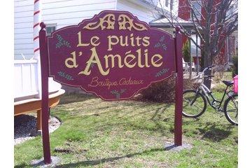 Le puits d'Amélie à Saint-Denis-sur-Richelieu