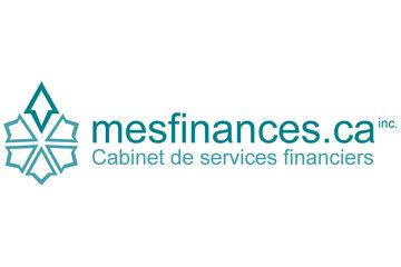 Mesfinances.ca inc. à Brossard: Logo Mesfinances