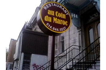 Restaurant Au Coin Du Maroc à Montréal