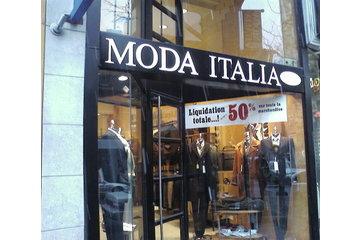 Moda Italia Pour Homme à Montréal
