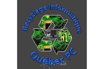 Recyclage Informatique Québec : Récupérations d'ordinateurs et de Matériel Informatique