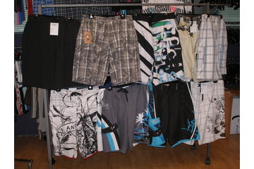 Chico's Paradise Clothing & Gifts in Peachland: men's shorts