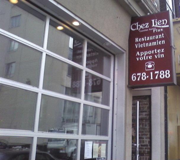 Rue La Rue Cafe Opening