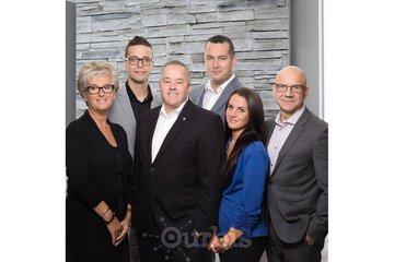 L'équipe Martin Comeau