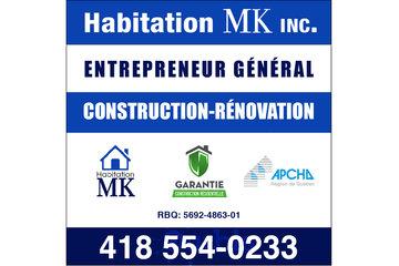 Habitation MK inc.