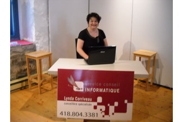 Lynda Corriveau Informatique