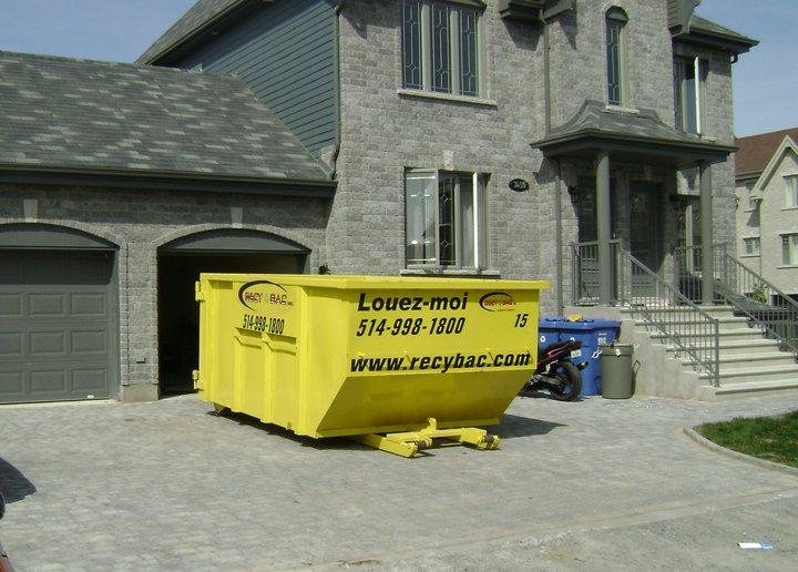conteneur recybac longueuil qc ourbis. Black Bedroom Furniture Sets. Home Design Ideas