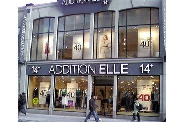 Addition-Elle et A/E Sport à Montréal
