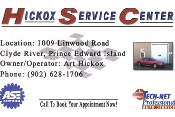 Hickox Service Center in Cornwall
