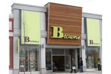 Browns à Brossard