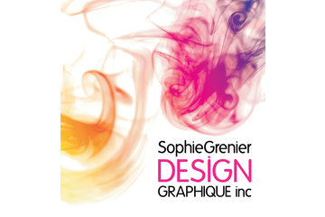 Sophie Grenier - design graphique
