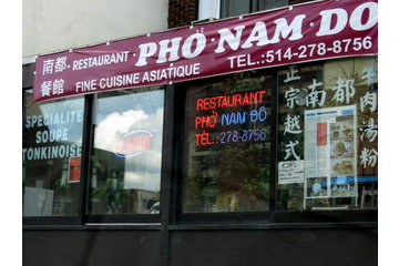 Restaurant Pho Nam Do à Montréal