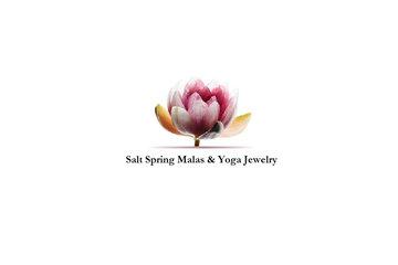 Salt Spring Malas and Yoga Jewelry in Salt spring Island: Salt Spring Malas Logo