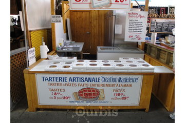 Création Madeleine -Tarterie artisanale in Entrelacs
