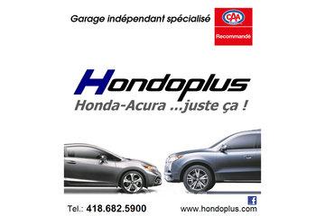 Hondoplus Inc