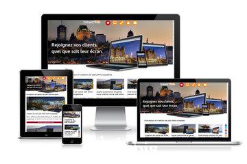 Conception de sites Internet Québec - Dubuismedia