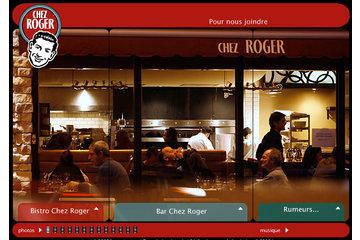 Bar Chez Roger à Montréal: La façade