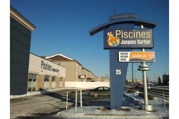 Piscines Jacques Cartier Inc in Saint-Jean-sur-Richelieu