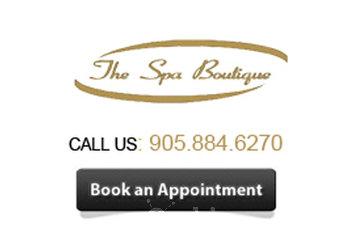 The Spa Boutique in Richmond Hill: Logo The Spa