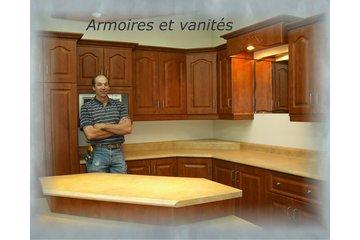 Menuiserie Abitibi in La Sarre: Armoire de cuisine