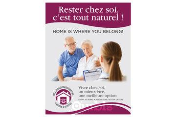 MCLJ Services Consultatifs Inc.  Conseil sur le maintien à domicile