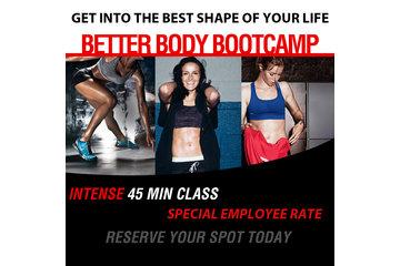 Tina Toner Fitness Coaching