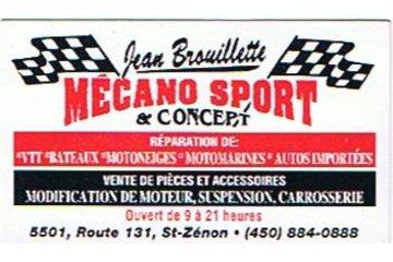 Mecanosport Et Concept