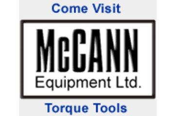 McCann Equipment Ltd. in Dorval