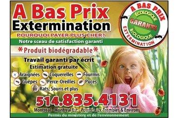 A Bas Prix Extermination