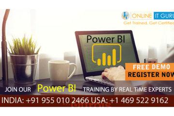 Power BI online training in unknown