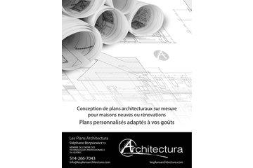 Les Plans Architectura