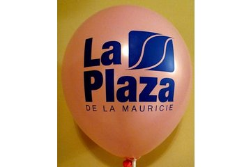 Impression de Ballons - Atelier Printex in Trois-Rivières-Ouest: Impression sur ballons
