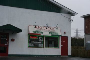 Restaurant Rio Pizza à Brossard