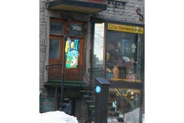 Marrakech Store à Montréal