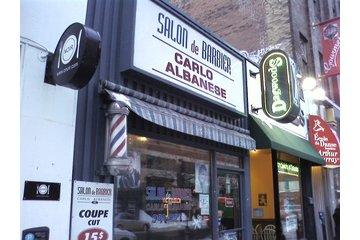 Salon de Barbier Carlo Albanese C D S à Montréal