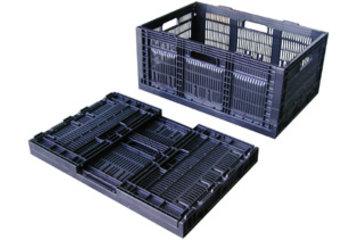 Dubois Agrinovation in Saint-Rémi: smartcrate plastic crate