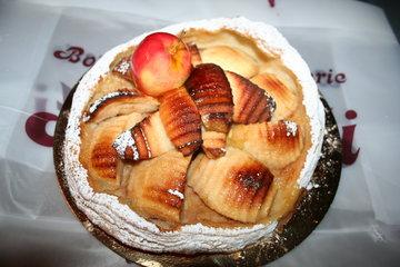 Afroditi Bakery in Montréal