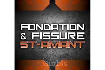 Fondation & Fissure St-Amant in Notre-Dame-de-l'île-Perrot: Fondation Fissure St-Amant