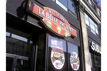 Restaurant La Belle Province à Montréal
