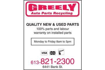 Greely Auto Parts Recycling