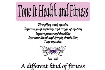 Tone It Health and Fitness