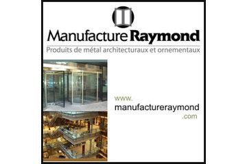 Manufacture Raymond Inc à Lachine: portes commerciales tournantes en metal de tous genres