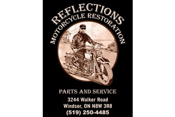 Reflections Motorcycle Restoration