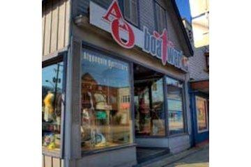 AO Boatwers à Haliburton: AO Boatwerks Haliburton store front.