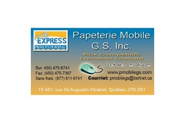 Papeterie Mobile G S