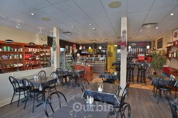 La Boulangere in Saint-Hyacinthe: Salle à manger