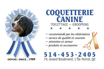 Coquetterie Canine