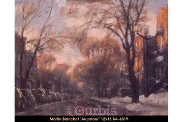 Le Balcon d'Art, à Saint-Lambert: Martin Blanchet Montreal Art Gallery