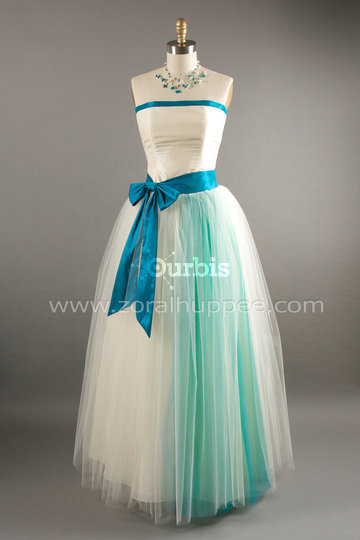 Robe de bal designer quebecois